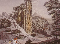 Tower in the 18th Century